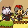 Hücum Kedi oyunu