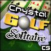 Kristal Golf Solitaire oyunu