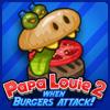 Papa Louie 2 oyunu