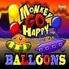 Maymunu Mutlu Et Balonlar oyunu oyna
