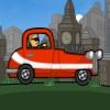 Takviyeli Araba Yarışı oyunu
