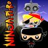 NinjaPiRo oyunu