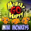 Maymunu Mutlu Et 9 - Minik Maymunlar oyunu