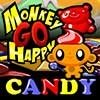 Monkey GO Happy Candy game