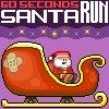 60 Saniye Noel Baba Koşusu oyunu