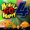 Maymunu Mutlu Et 4 oyunu