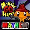 Maymunu Mutlu Et 12: Mayhem oyunu oyna