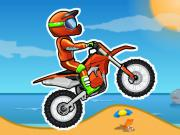 Moto X3M Motosiklet Yarışı oyunu