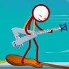 Süper Çılgın Gitar Manyağı 4 oyunu