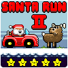 Noel Baba Koşusu 2 oyunu