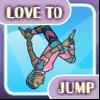 Zıplama Aşkı oyunu oyna