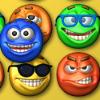 Smiley Puzzle oyunu