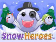SnowHeroes.io oyunu oyna