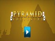 Piramit Solitaire: Antik Mısır