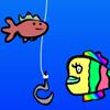 Gökkuşağı Balığı oyunu