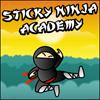 Yapışkan Ninja Akademisi oyunu