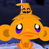 Monkey GO Happy Halloween game